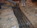 Commercial Concrete Footer