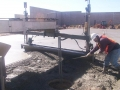 Commercial Concrete Screed